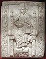 Cristo in trono (osso di balena) metà x sec., inv. 793.JPG