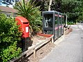 Crossways, postbox No. DT2 403, Warmwell Holiday Park - geograph.org.uk - 1365056.jpg