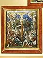 Crucifixion, Leonard Limousin, Limoges, 1535-1536 - Nelson-Atkins Museum of Art - DSC08648.JPG