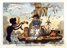 220px-Cruikshank_-_Little_Boney_gone_to_