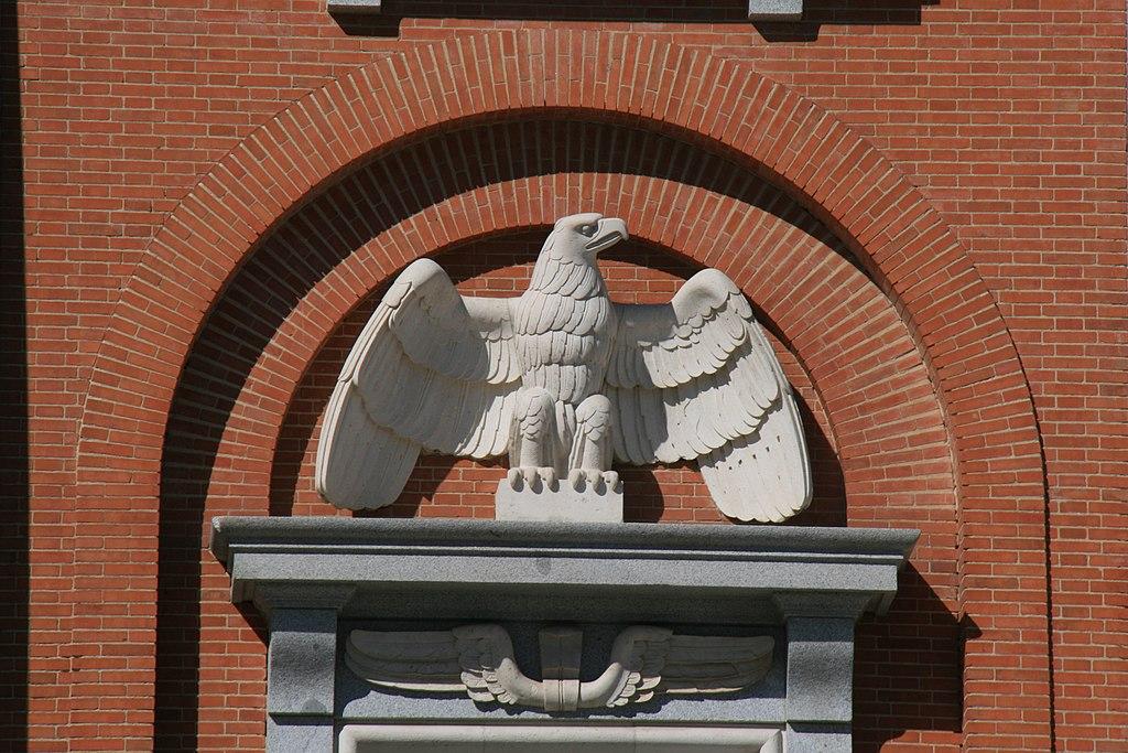 Cuartel General del Ejército del Aire - Águila.JPG