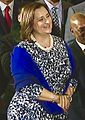 Cubs visit to the White House, Laura Ricketts (02).jpg