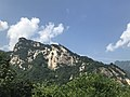 Cuihua Mountain in Xi'an.jpg