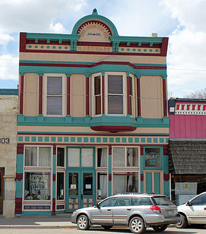 National Register of Historic Places listings in Delta County, Colorado - Image: Curtis Hardware Store