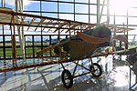 Curtiss JN-4A (Canuck variant) replica - Evergreen Aviation & Space Museum - McMinnville, Oregon - DSC00533.jpg