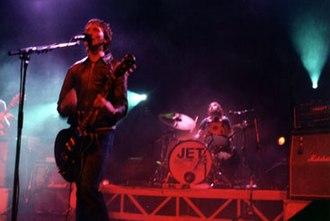 Jet (Australian band) - Nic and Chris Cester