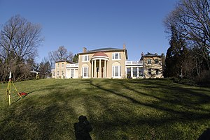 Martha Parke Custis Peter - Tudor Place.