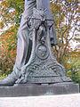 Düsseldorf, Felix Mendelssohn Bartholdy Denkmal (2012) (3).jpg