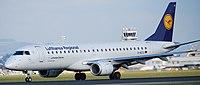 D-AECC - E190 - Lufthansa
