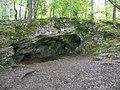 DE-BW-ZAK Waldbiotop 276204173032 Sommerkirchhöhle Melchingen Totale DSCI9449.jpg