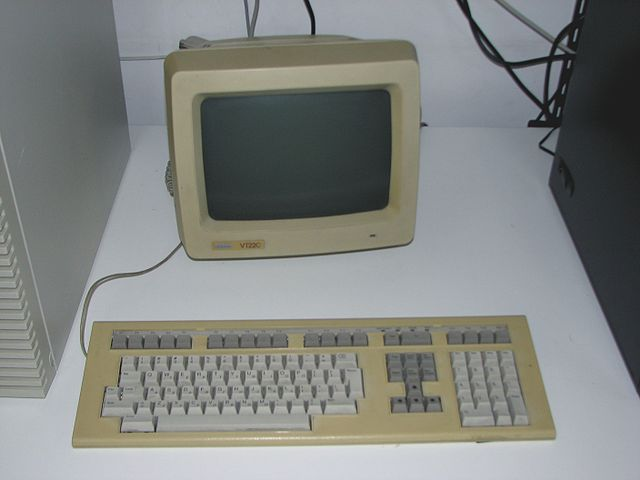 the venerable VT220