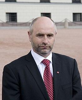 Dag Terje Andersen Norwegian politician