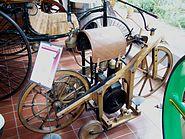 Daimler-Motorrad 1885 Hochhut 16082007