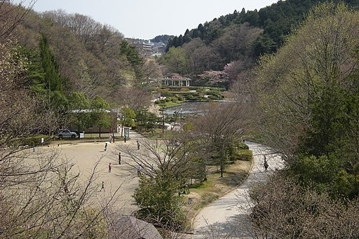 DainoharaForestPark-fromShinrinkouenbashi