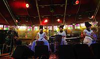 DakhaBrakha (Haldern Pop Festival 2013) IMGP6688 smial wp.jpg