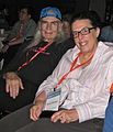 Dan Massey and Alison Gardner at Netroots Nation 2012.jpg