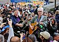 David Crosby Graham Nash Occupy Wall Street 2011 Shankbone 3.JPG