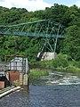 David Livingstone Memorial footbridge - geograph.org.uk - 895855.jpg