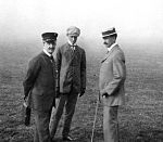 Day of Griscom's flight with Wilbur Wright flying the plane (4055965037).jpg