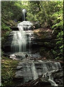 Waterfalls Of North Georgia Wikipedia