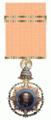 De Orde van Chula Chm Klao Thailand.png