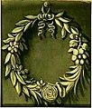 Decorative Painting with Laurel Wreath with Flowers Dutch School Academie van Bouwkunst Amsterdam (3).jpg