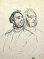 Dehodencq A. - Ink - Etude pour un portrait d'homme - 17.1x22cm.jpg
