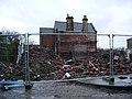 Demolished building on Cleaver, Burnley - geograph.org.uk - 679014.jpg