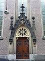 Den Haag - Bleijenburg 5 - Deutsche Evangelische Kirche - Ingang.JPG