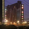 Den Haag HS in de vroege morgen (8287360902).jpg