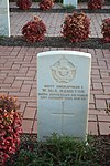 Deniliquin War Cemetery Headstone - Hamilton.JPG