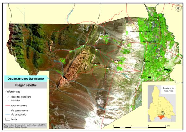 Honda El Centro >> Departamento Sarmiento (San Juan) - Wikipedia, la ...