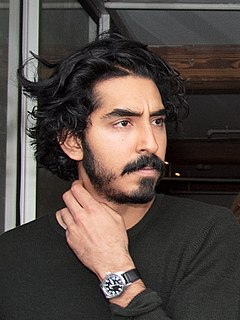 Dev Patel English actor