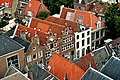 Deventer, view from tower of the Lebuïnuskerk to the Hofstraat.jpg