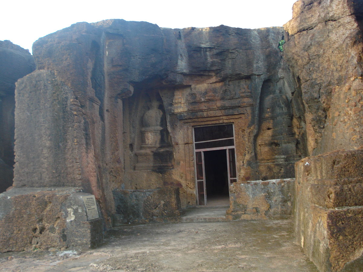 Dhamnar Caves Wikipedia