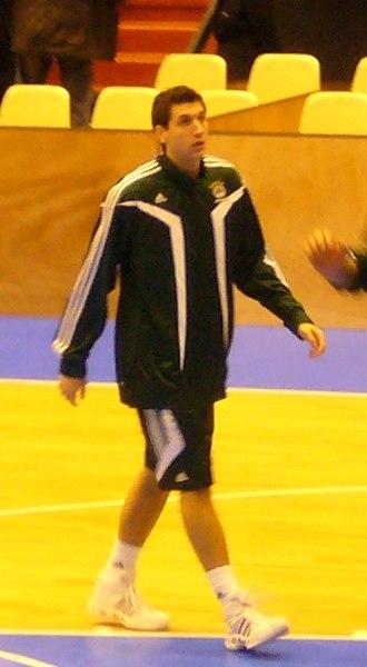 Dimitris Diamantidis - Diamantidis in 2007