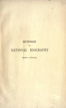 Dictionary of National Biography volume 55.djvu