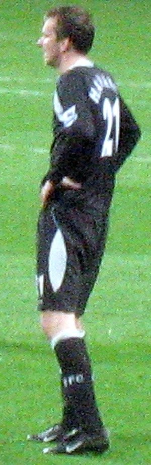 Dietmar Hamann - Hamann with Manchester City in 2007