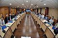 Dignitaries and Participants with Heureka Eyewear - Valedictory Session - Indo-Finnish-Thai Exhibit Development Workshop - NCSM - Kolkata 2014-12-05 0954.JPG