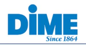 Dime Community Bank - Image: Dime bank logo
