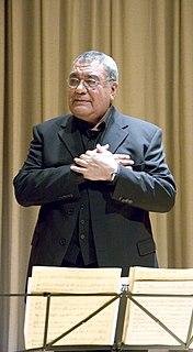 Dino Saluzzi Argentine musician