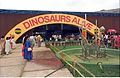 Dinosaurs Alive Exhibition - Science City - Calcutta 1995-June-July 431.JPG