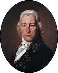 Portret van Dirk van Hogendorp