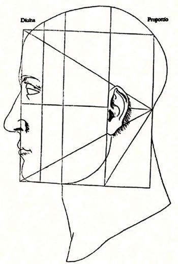 Illustration from Luca Pacioli's De Divina Pro...