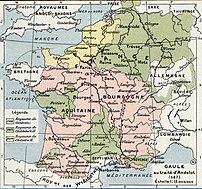 The map comes from Vidal-Lablache, Atlas génér...