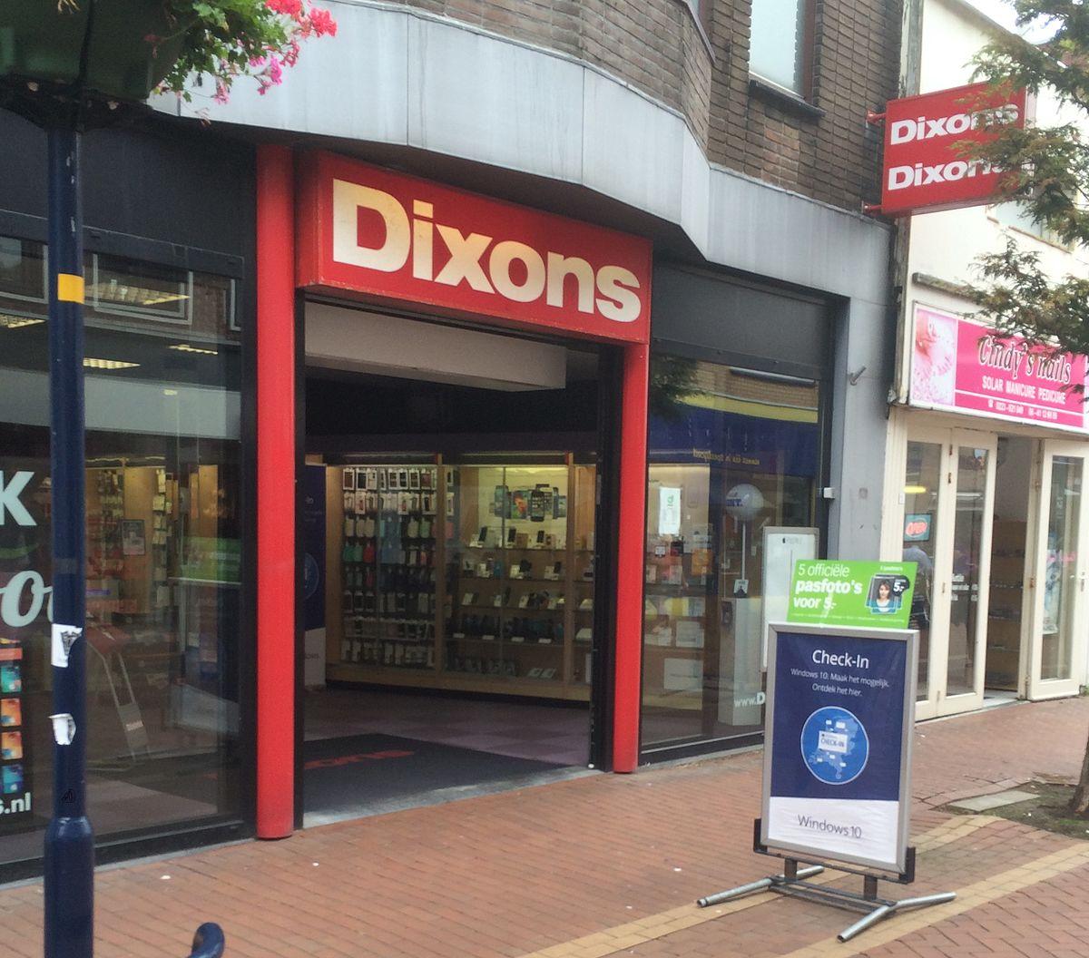 Dixons Retail – Wikipedia