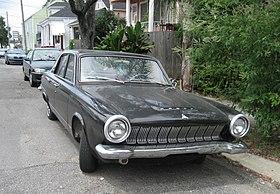 1963 Dodge Dart - Street-Legal Factory Experimental Replica! - Hot ...