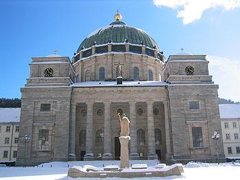 Kloschter St. Bläsy - Alemannische Wikipedia