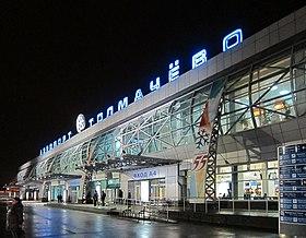 Mirny Airport  Wikipedia