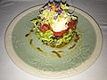 Don Antonio salad with avocado, tuna belly and salmon from La Gomera, Spain (48293935667).jpg